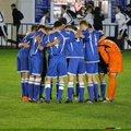 U18s cup match abandoned