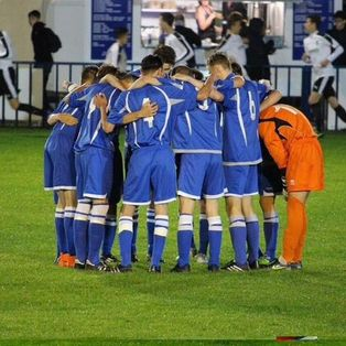 U18s through to semi finals of league cup