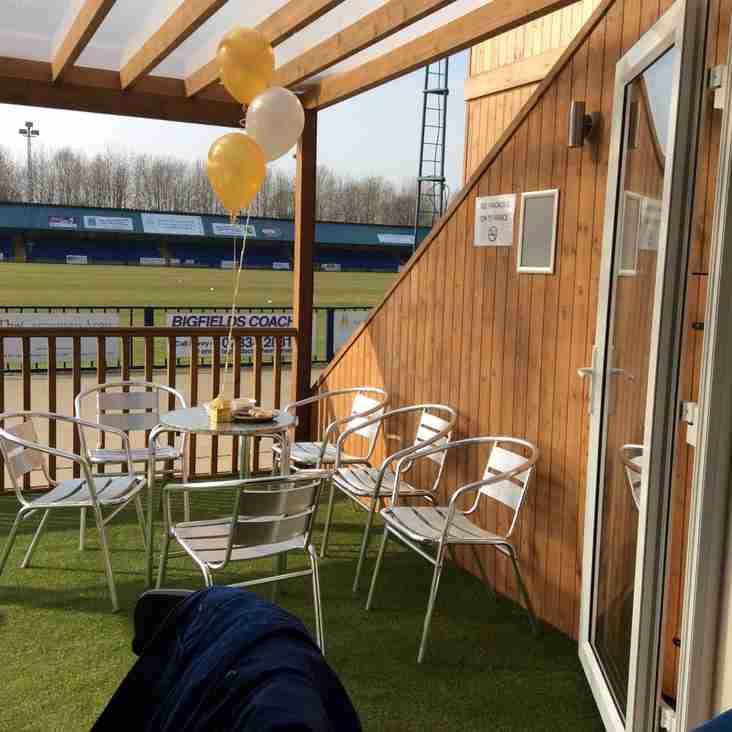 Match sponsorships available at Tonbridge Angels FC