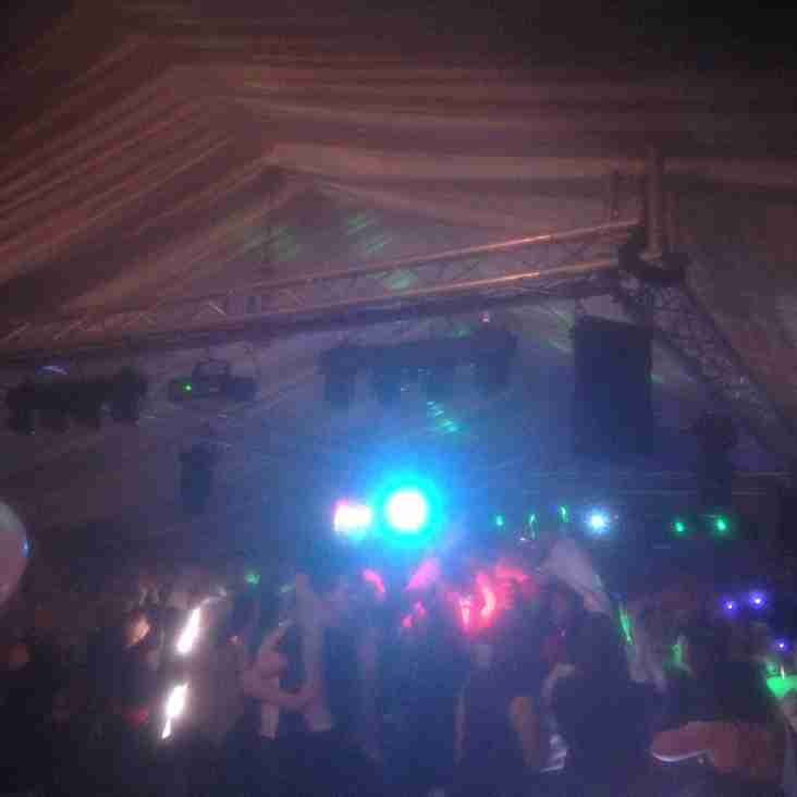 Post Match Good Friday Disco in The Marquee @ TAFC