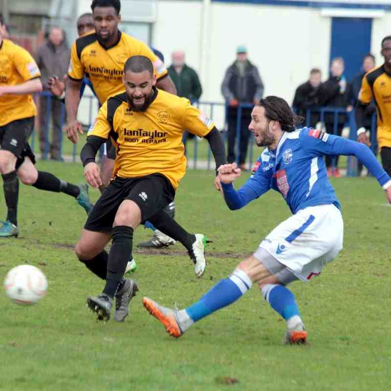 Angels v Merstham 16.04.16. by David Couldridge