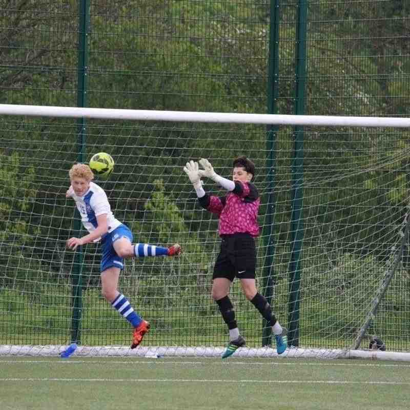 Sevenoaks v Angels U16's 15.05.16. by Lisa Fenton