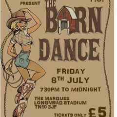 Angels Barn Dance : 08.07.16.