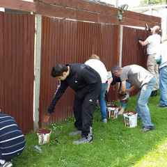 Volunteer Day : Sunday 26th June : A resounding success!