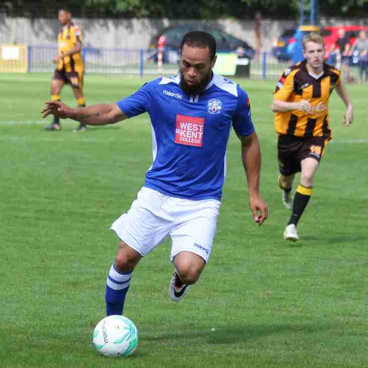 Angels 3 East Grinstead T. 2 : 06.08.16. : Match Report