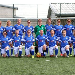 Ladies lose in Friendly with Eastbourne