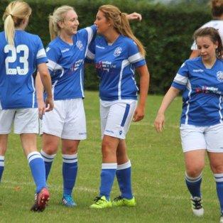 Second successive win for Ladies