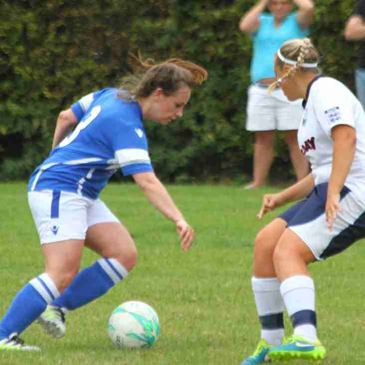 Angels Ladies move into unknown territory