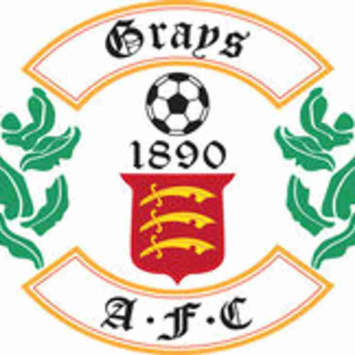 Angels v Grays Athletic : 11.02.17. : Match Preview