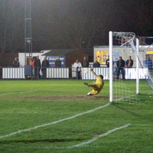 Angels through to Ryman League Cup Final