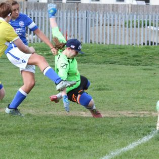 Ladies suffer narrow defeat to Margate