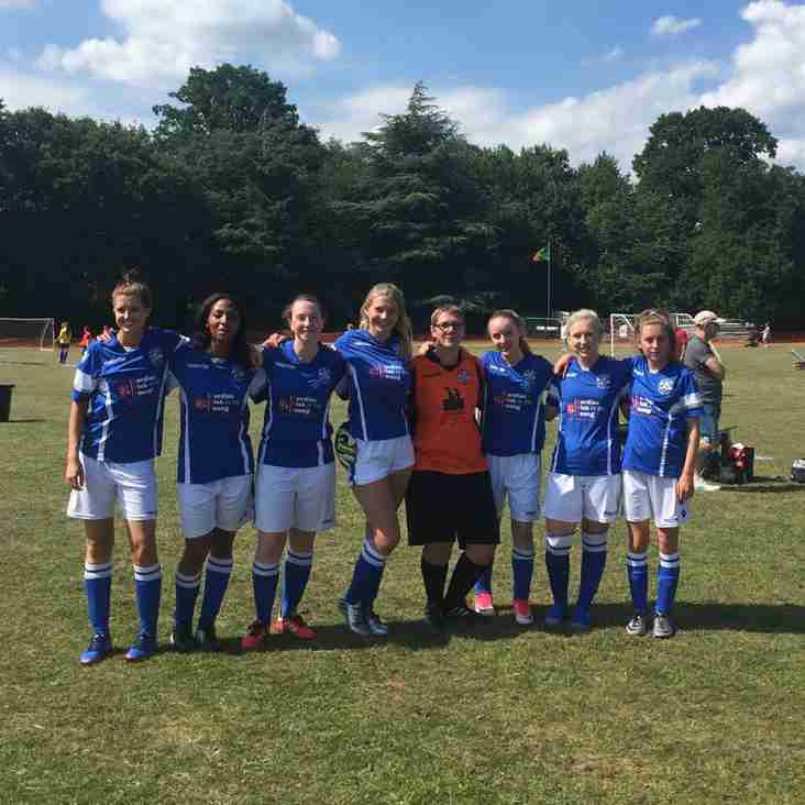 Penalty shootout woe for Ladies