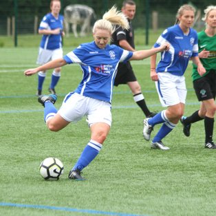 Angels Ladies off to flying start in league