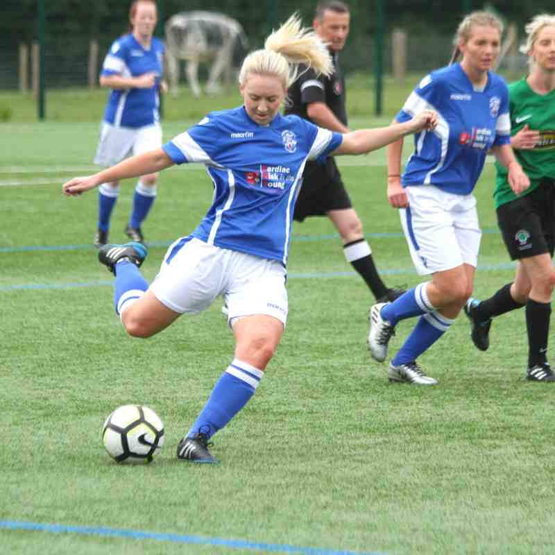Vinters(0) v Angels Ladies (3) 03.09.17. by David Couldridge