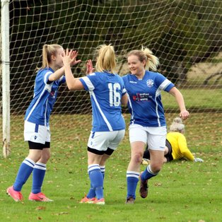 Ladies prepare for three crucuial upcoming matches