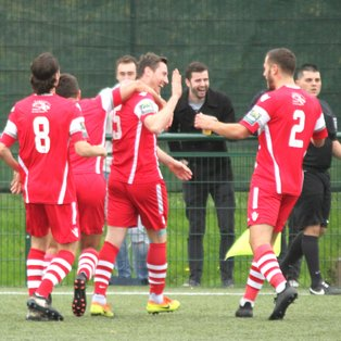 Late Hendon penalty sends Angels home pointless