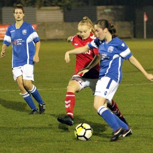 Charlton Athletic inflict heavy defeat on Ladies