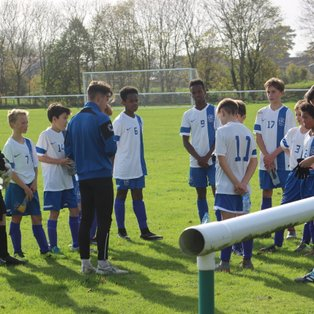 Angels U13s go down in crucial contest