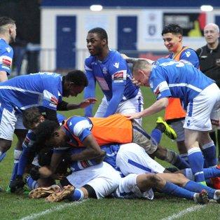 U21s gain revenge