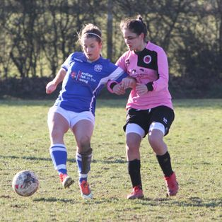 Angels Ladies through to quarter finals of Kent Divisional Cup