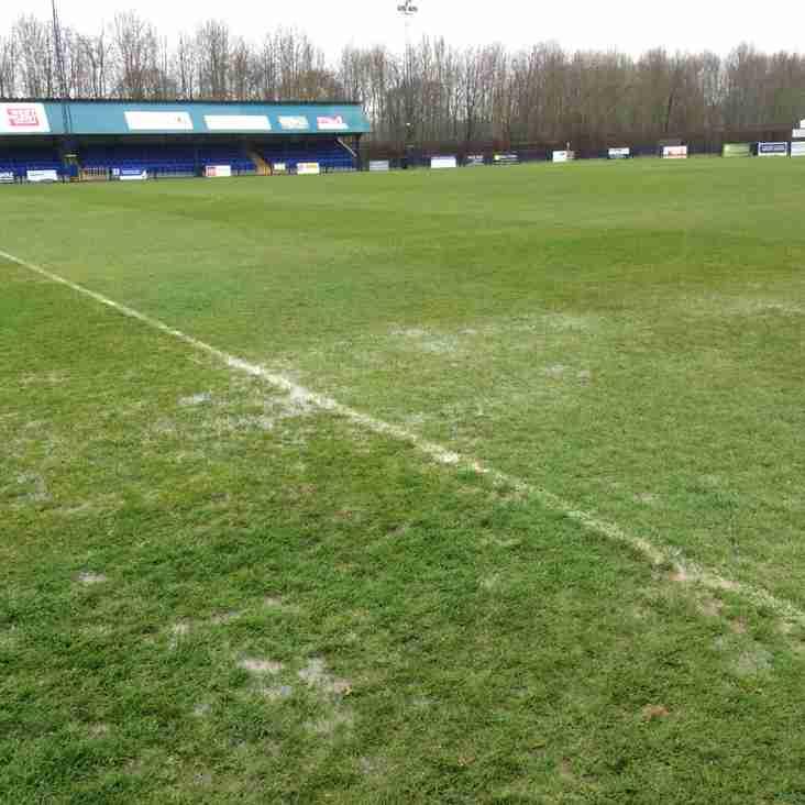 Angels vs Harlow Town : Match Postponed