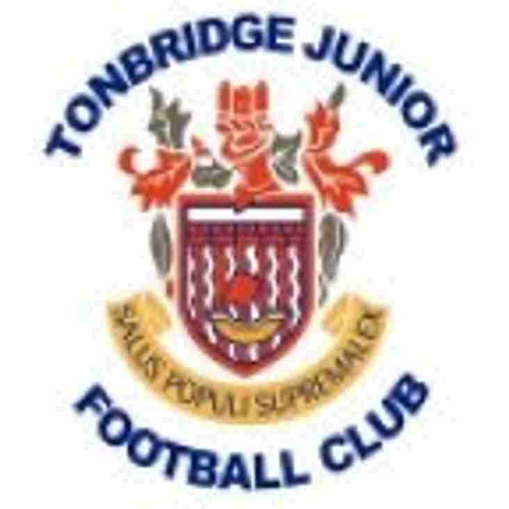 Angels and Tonbridge Junior FC form Youth Alliance
