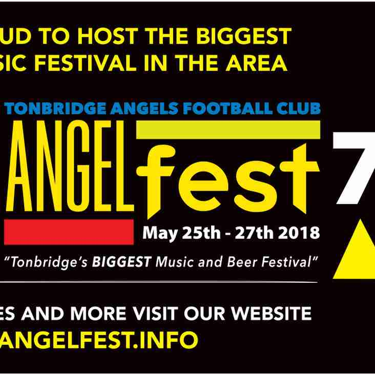 AngelFest7 Raffle Results