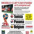 FIFA World Cup Fan Park at Marquee @ TAFC