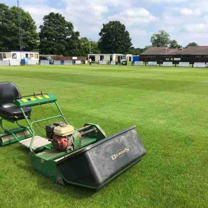 FA Groundsman of the Year 2018
