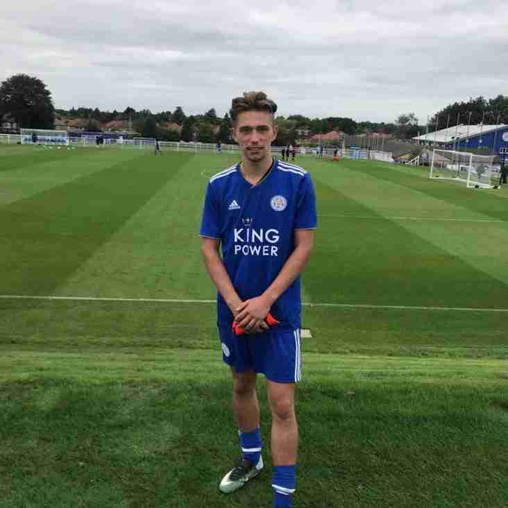 Eight week trial at Leicester City for Angels Academy member
