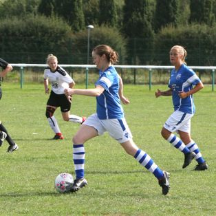 Ladies bow out of Kent Women's Cup