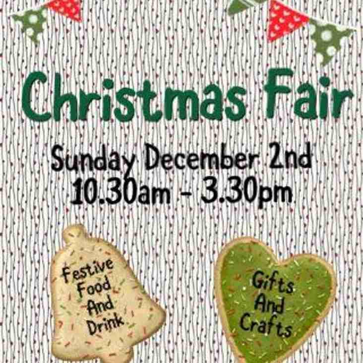 Today ! Angels Christmas Fair @ Longmead