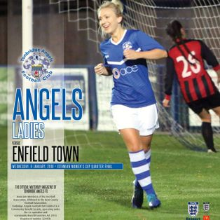 Angels Ladies exit Reposs Isthmian Womens Cup