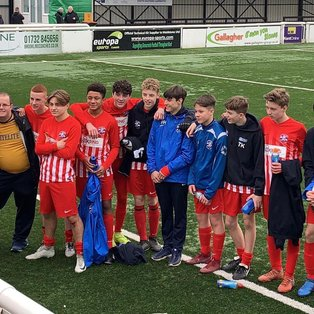 U15s go down to strong Stones side