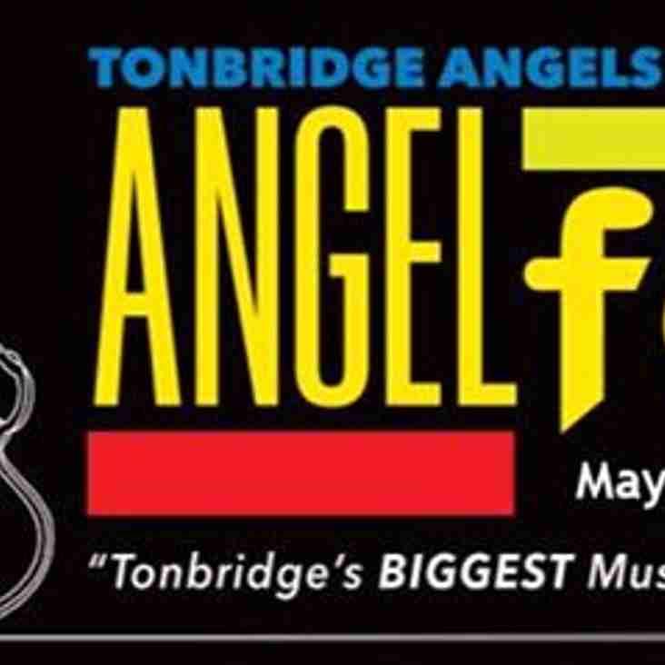 Tonight ! AngelFest 8 , May 24,25,26