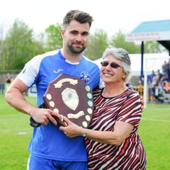 JoeTurner is Angels Supporters Player of the Year 2018-19
