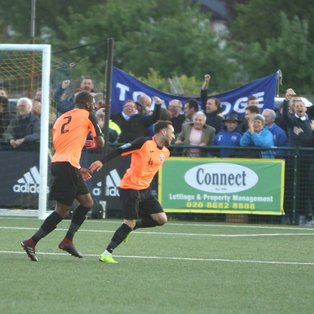Angels through to Play Off Final