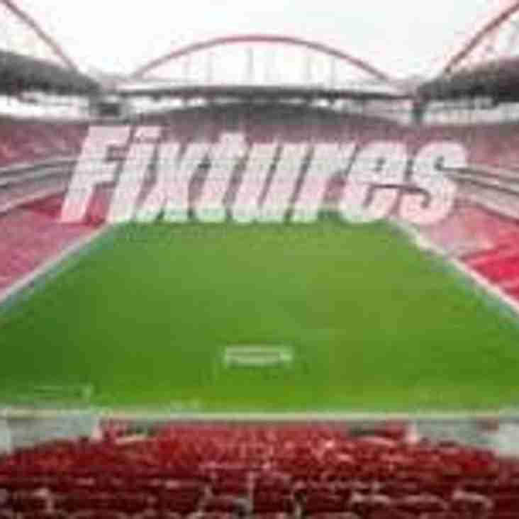 November Fixtures Added