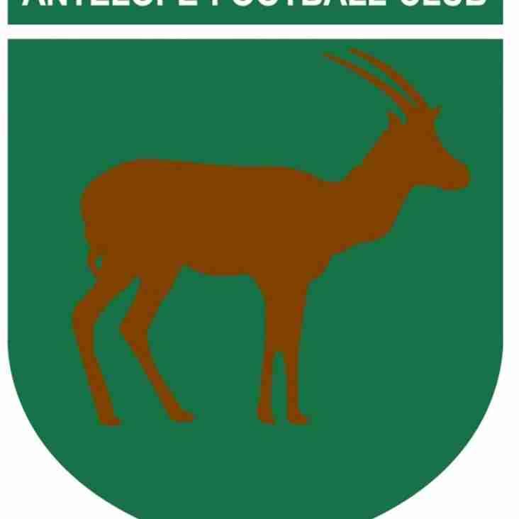 Llandegfan AFC v Aberffraw