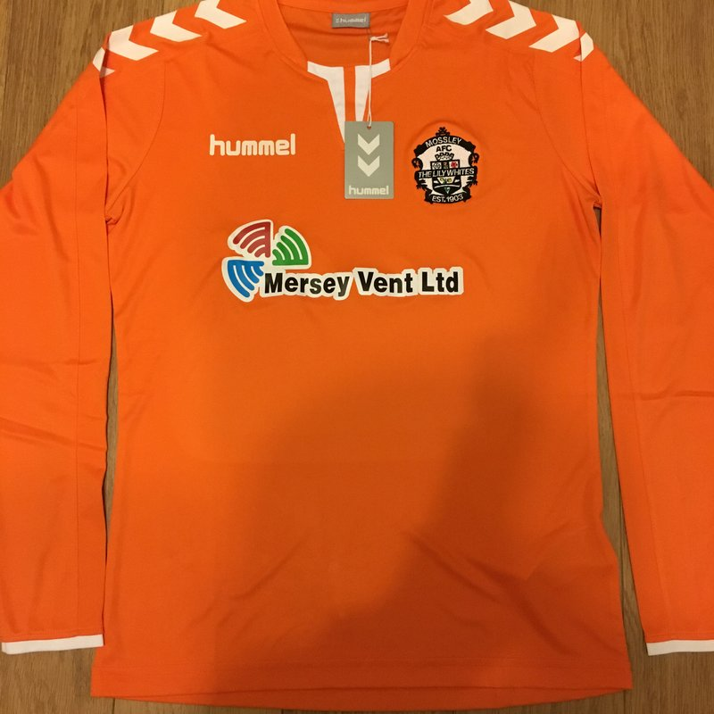 Under 14's New Away Kit