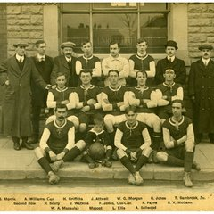 Old Blaenavon team pictures