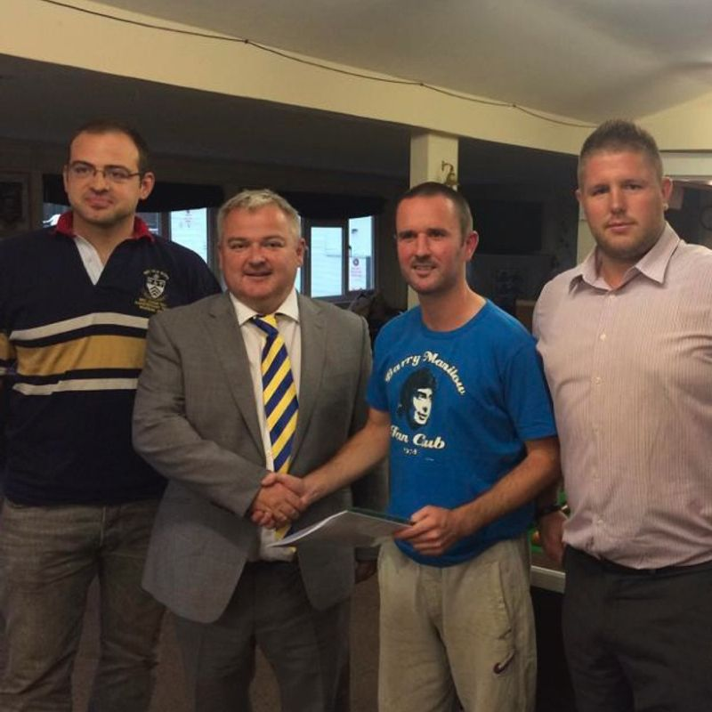 New Clubhouse for Bec Old Boys RFC