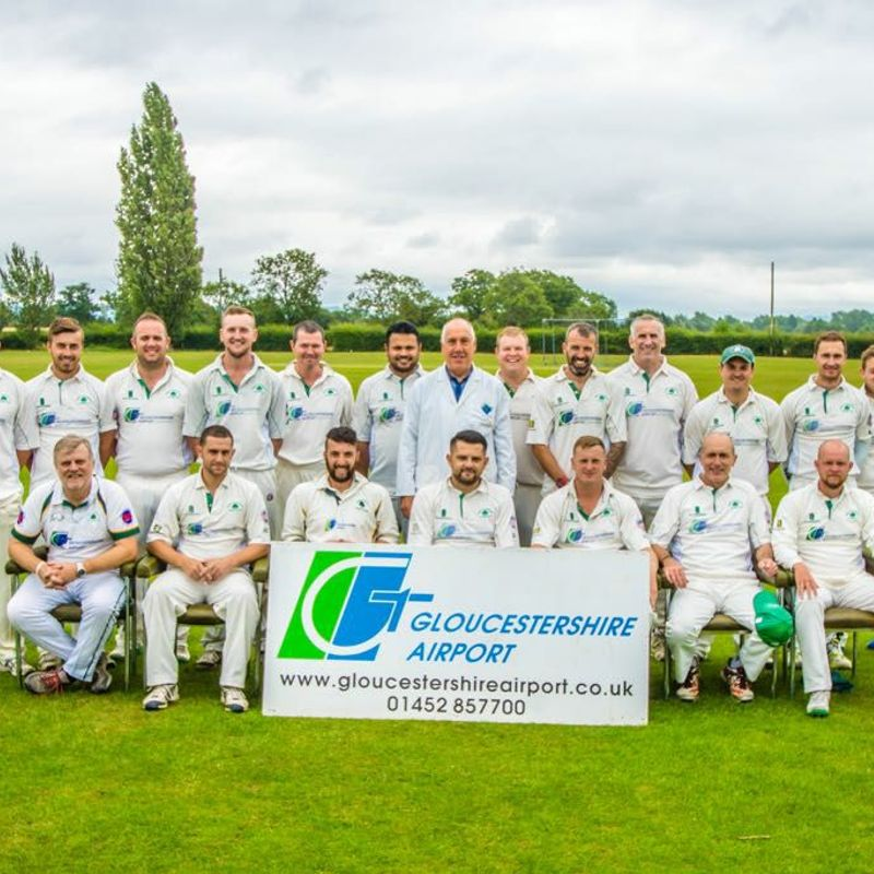 Down Hatherley CC - 2nd XI 123/9 - 201/5 Forest Exiles CC - 1st XI