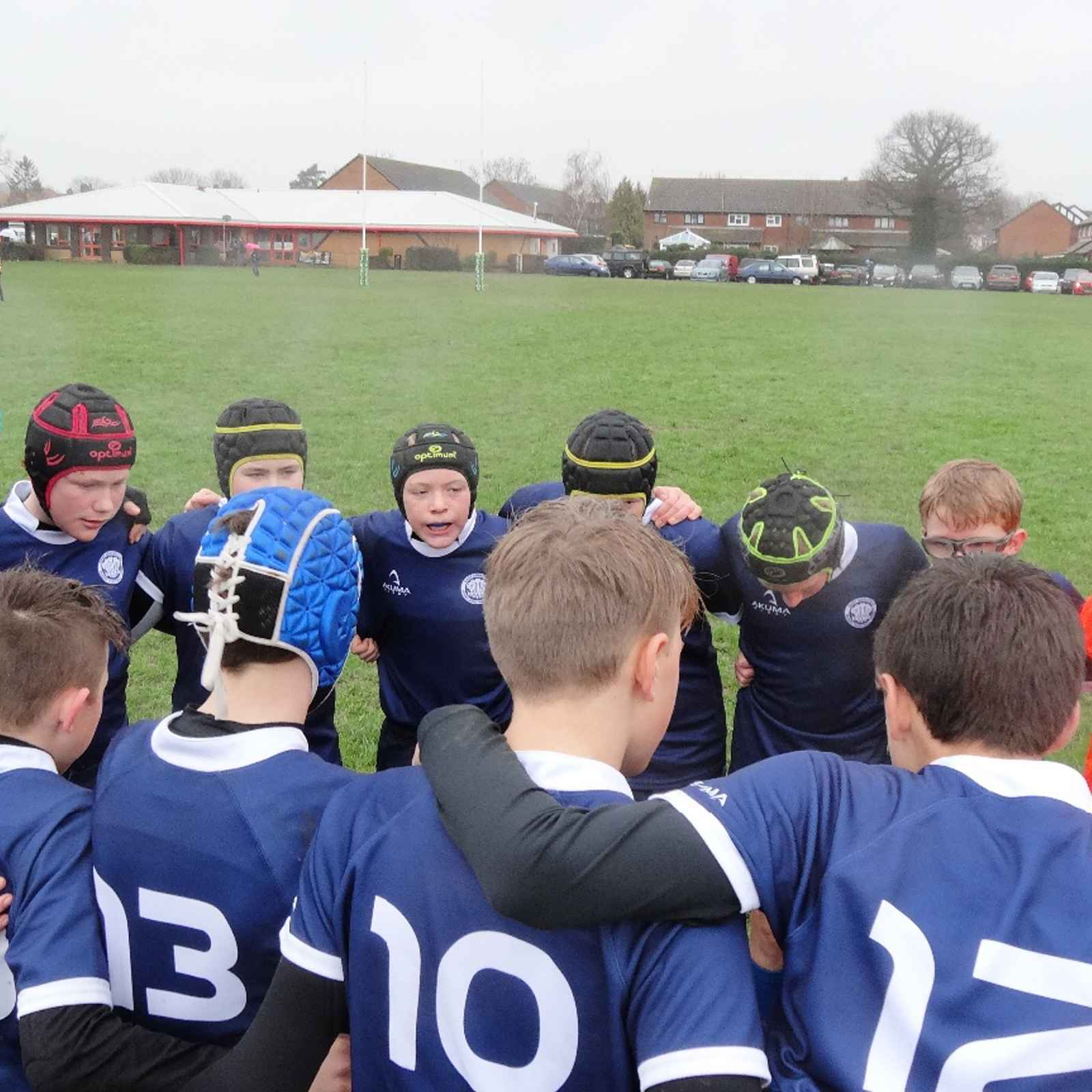 U13... Edenbridge  5   v   27  East Grinstead