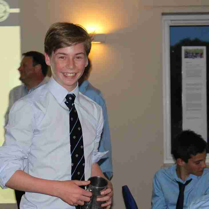 EGRFC U13's Awards Evening