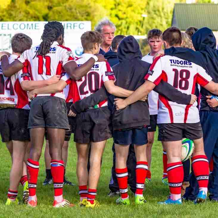 Colts Cup match today kicks off at 2pm