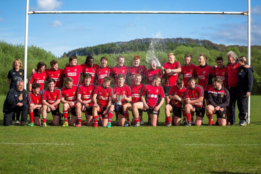 Colts lose to Luctonians 32 - 5