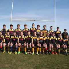 U15s End of Season Finale