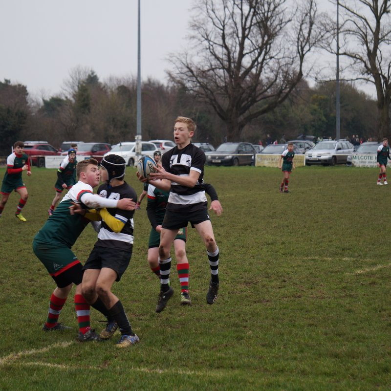 Stratford dominate in the cup