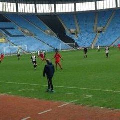 Football CV Reds Vs Coalville Town Academy